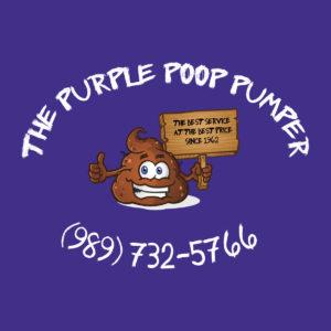 The Purple Poop Pumper